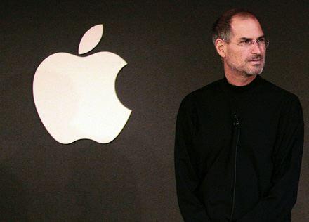 Steve Jobs deja el comando de Apple