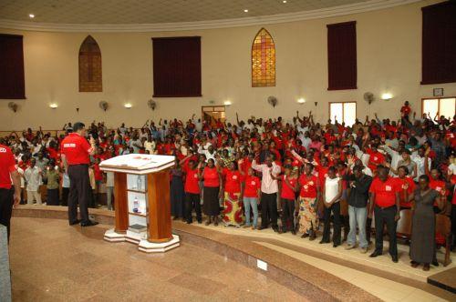 IURD en el mundo: Uganda