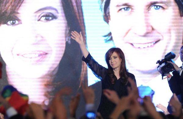 Cristina Kirchner ganó con el 50% de los votos