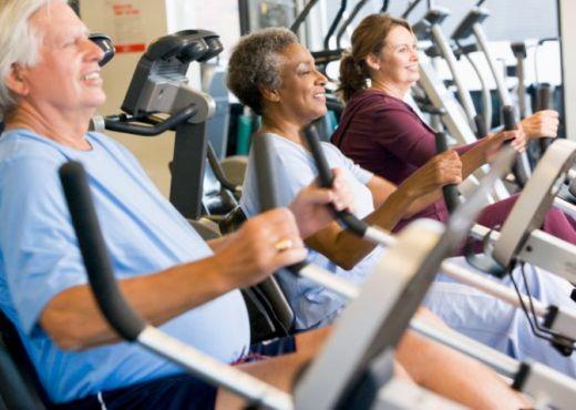 Actividad física en la tercera edad
