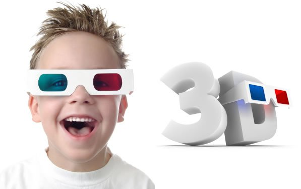 Videos de internet en 3D