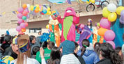 Día del niño en Rosario