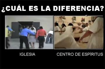¿Cuál es la diferencia? ¡Mire el video y de su opinión!