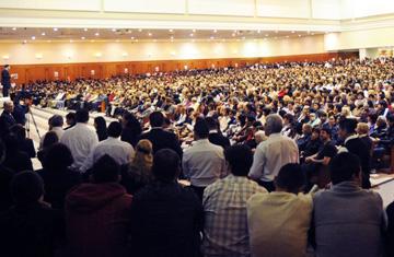 Domingo, de la bendición en todas las IURD del país