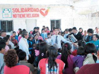 Fiesta en Río Cuarto y Tucumán por la llegada del T-Ayudo