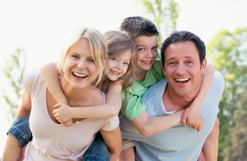 Volver a disfrutar de una familia feliz es posible