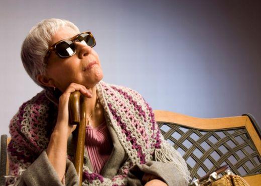 La pérdida de visión por retinosis pigmentaria
