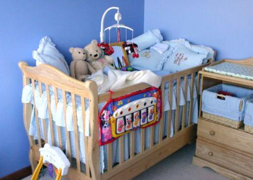 Decorando la habitación del bebé