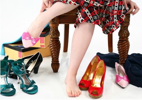El calzado adecuado para nuestros pies
