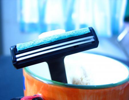 Piel sensible al afeitado