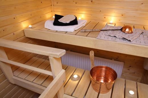 El sauna no es tan bueno como se cree