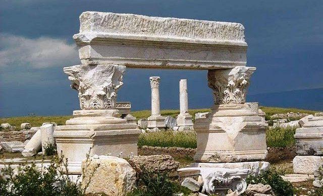Lugares de la Biblia – Laodicea