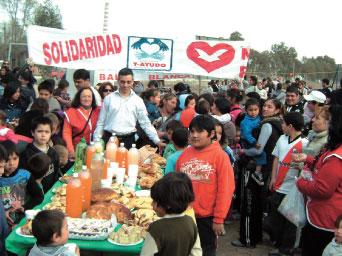 T-Ayudo en Bahía Blanca y Catamarca