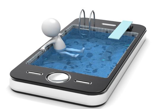 Dos empresas se unen para fabricar un celular sumergible