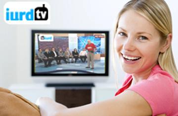 Participe en vivo, de la programación en IURD TV
