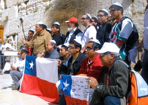 La fe y la oración, marcaron el rescate de los 33 mineros de Chile