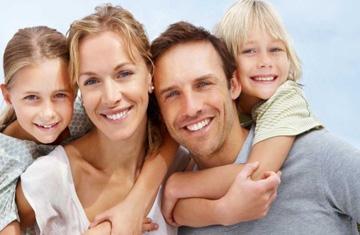 El sueño de una familia feliz es posible