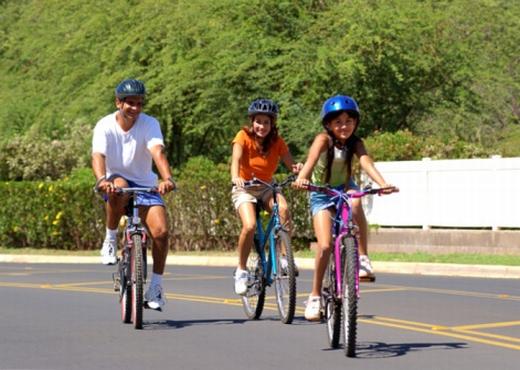 Saca provecho de los beneficios de andar en bicicleta