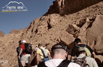 Sinaí: la oportunidad de ver sus sueños materializados en una vida feliz