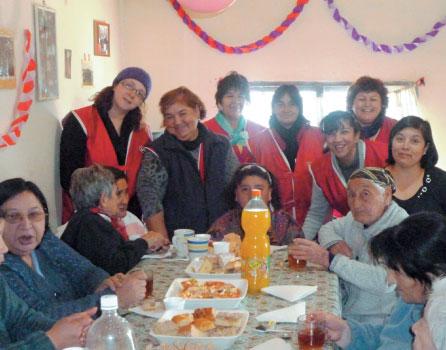 La solidaridad llegó a Bariloche y General Roca
