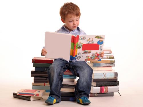Primeros pasos en la lectura