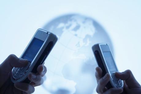 Los celulares triplicarán la transmisión de datos
