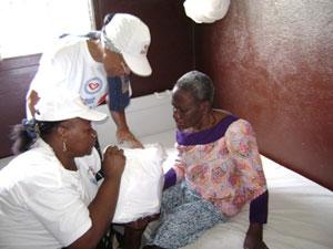 Acción Social en Gabaón