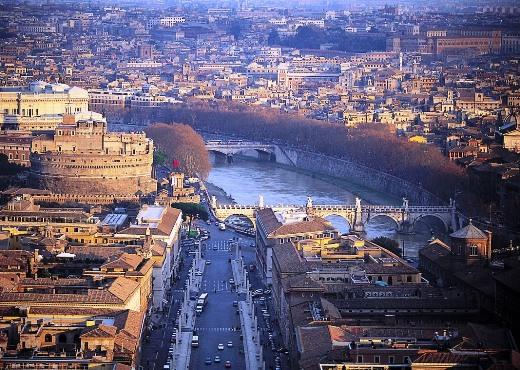 Lugares de la Biblia – Roma