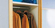 Cómo acabar con la humedad en los armarios