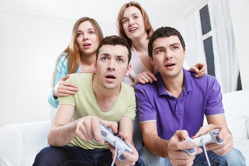 Según estudio, los videojuegos ayudan a mejorar el nivel de inglés