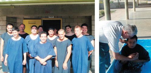 El Grupo de Evangelización Carcelaria visita al penal de Catamarca