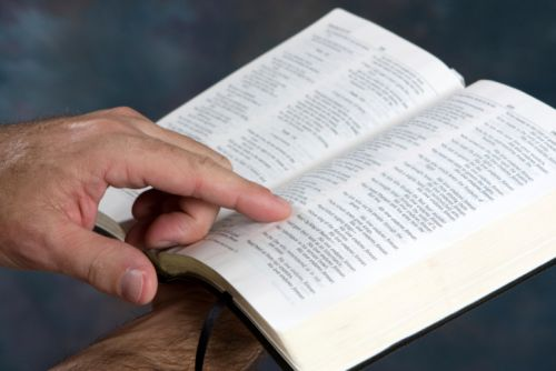 Confíe en la Palabra de Dios