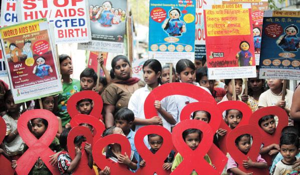 VIH: Tres décadas de lucha