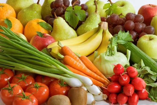 Crece el consumo de frutas y verduras