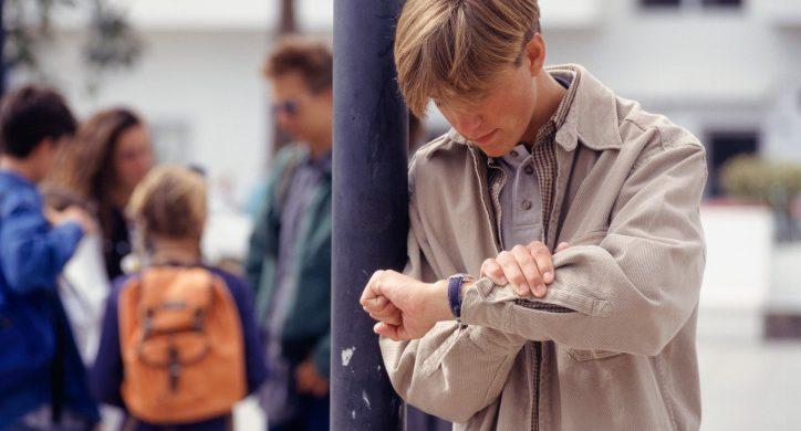 Ansiedad en la adolescencia