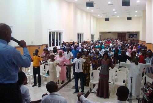 IURD Nigeria