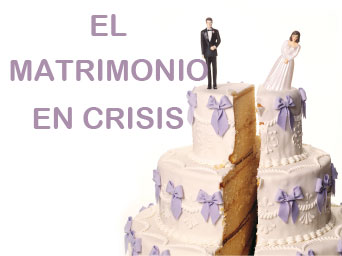 Matrimonio: una institución en crisis