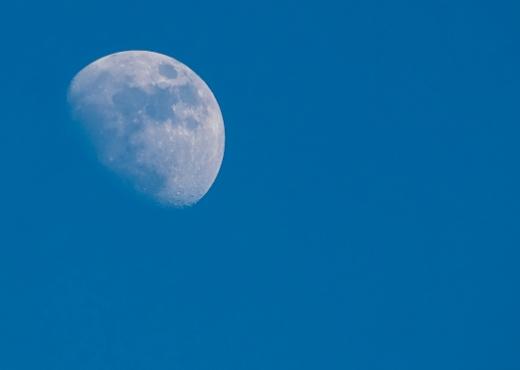 Ya lo decía la Biblia: la Luna no tiene brillo propio