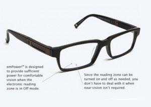 Lanzan anteojos LCD que ajustan su foco automáticamente