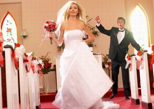 Algunas mujeres tienen miedo de casarse