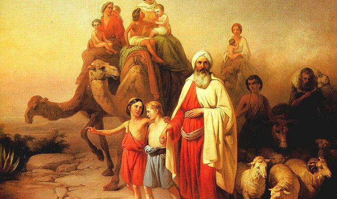 Costumbres de la Biblia – Las familias de la Biblia