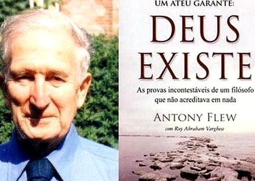 Antony Flew, el apóstol Pablo del siglo 21