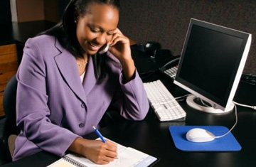 Mujer V: Ella es disciplinada