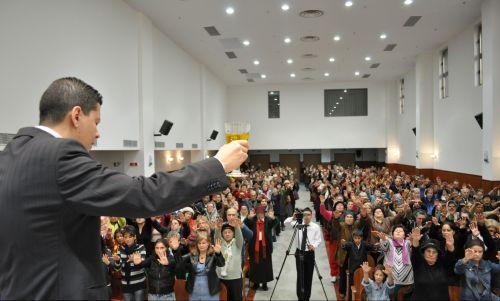 IURD en el mundo: Rumania