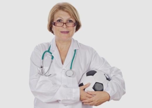 Consulta a tu médico antes de hacer actividad física