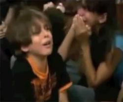 Trance Infantil: Pedofilia Espiritual