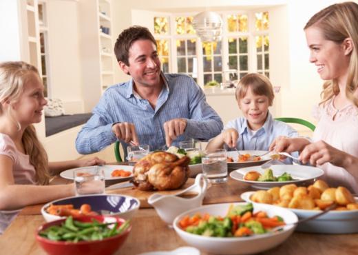 La armonía en la casa depende del respeto por el otro
