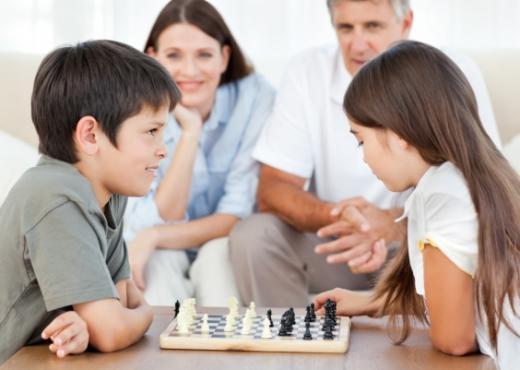La competencia entre niños los prepara para la fase adulta
