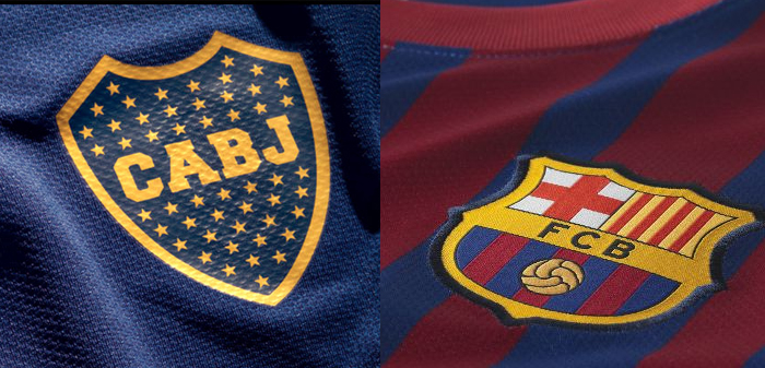 Boca y Barcelona, los más galardonados