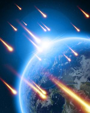Sodoma y Gomorra pueden haber sido arrasadas por un bombardeo cósmico